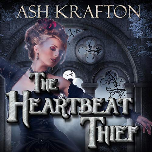 The Heartbeat Thief audiobook cover art