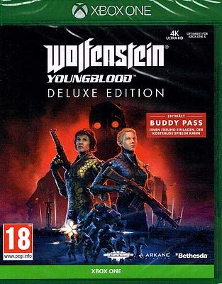 Wolfenstein Youngblood Deluxe Edition (AT-PEGI) Xbox One