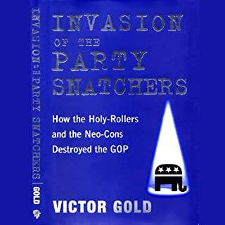 Invasion of the Party Snatchers audiobook cover art