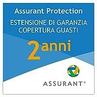 2 anni garanzia estesa per un elettrodomestico per la pulizia da 200 eur a 249,99 eur