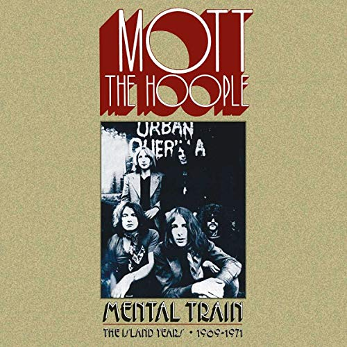 Mental Train-The Island Years (Limited Edt. Box 6 Cd)