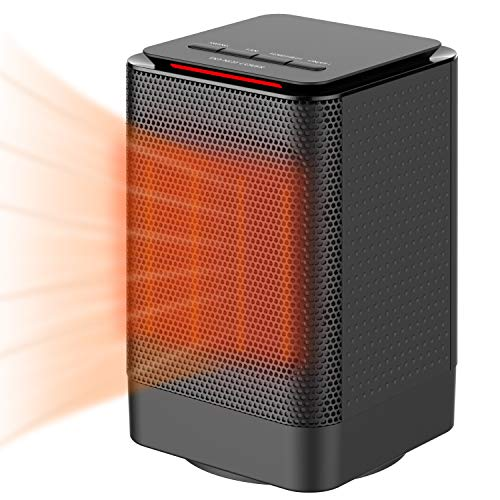 DOUHE Portable Space Heater, 1-Sec...