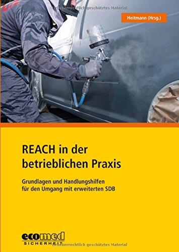 REACH in der betrieblichen Praxis: Grundlagen und Handlungshilfen für den Umgang mit erweiterten Sicherheitsdatenblättern