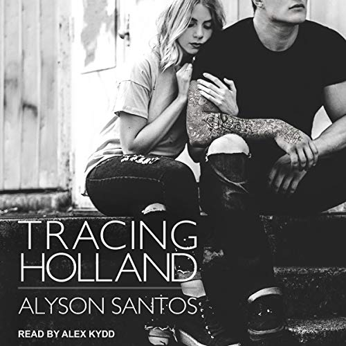 Tracing Holland audiobook cover art