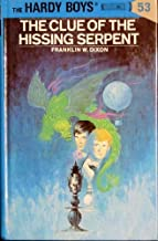 THE HARDY BOYS - THE CLUE OF THE HISSING SERPENT