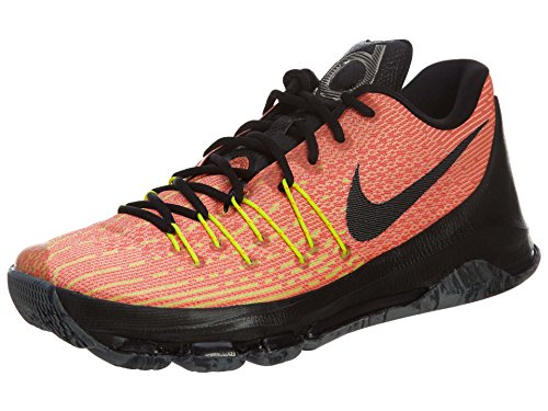 Nike Herren KD 8 Basketballschuhe, Talla, Orange, 45 EU