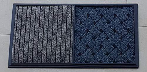 -Alfombra desinfectante Azul 40X 70 CM– felpudos Entrada casa – Alfombra desinfectante – Felpudo – Felpudo desinfectante – Felpudo desinfectante – 100% fabricación en ESPAÑA.