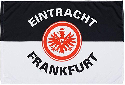 Flaggenfritze Flagge Eintracht Frankfurt Classic - 60 x 90 cm + gratis Aufkleber