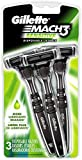 Gillette MACH 3 Sensitive Disposable Razors - 3 ct - 3 pk