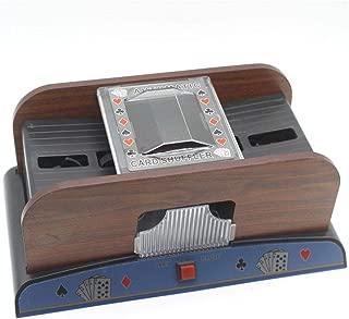 Automatic Card Shuffler 1-2 Decks High Speed Automatic Plastic Shuffling Machine Playing Card Games Shuffler 202010cm