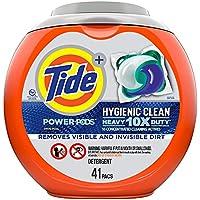 41-Count Tide Hygienic Clean Heavy 10x Duty Power Pods