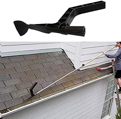 Gutter Cleaning Spoon and Scoop, Roof Gutters Cleaning Tool for Garden, Ditch, Villas, Townhouses