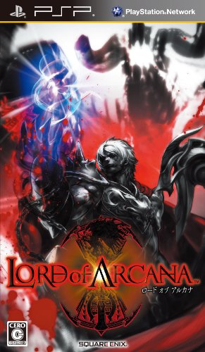 Lord of Arcana (japan import)