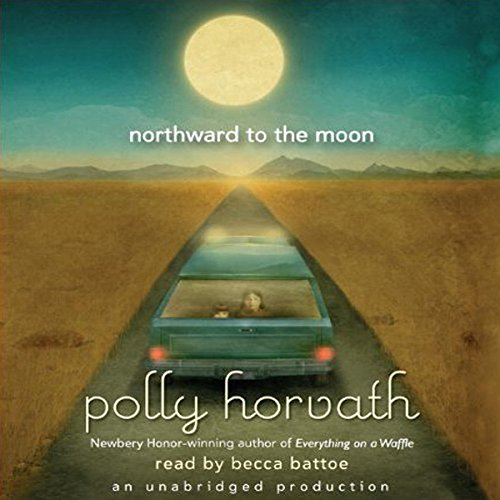 Northward to the Moon audiobook cover art
