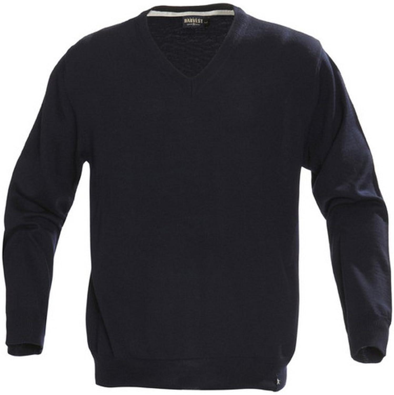 Harvest Bloomington Vneck Merino Sweater