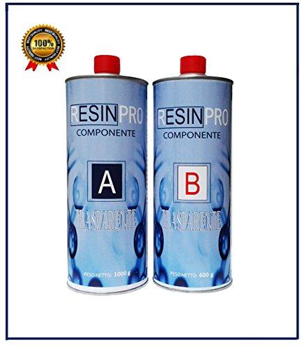 Resin Pro RESINE EPOXY Transpare...
