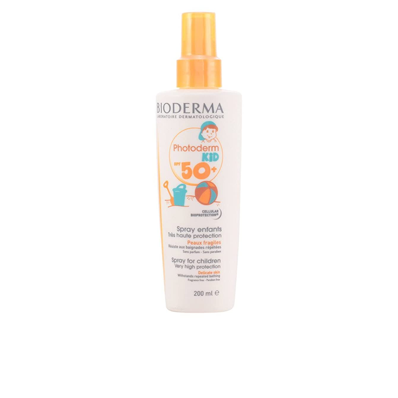パンフレット蛾精査Bioderma Photoderm Kid Spf 50+ Spray 200ml