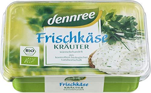 dennree Bio Frischkäse Kräuter (6 x 150 gr)