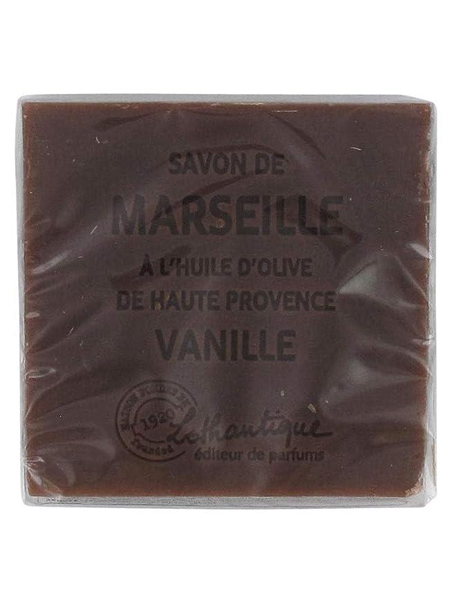 漂流サイズ上昇Lothantique(ロタンティック) Les savons de Marseille(マルセイユソープ) マルセイユソープ 100g 「バニラ」 3420070038005