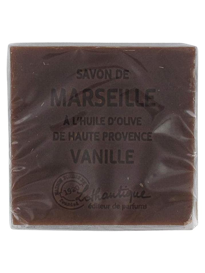 説得力のある抜本的な鎖Lothantique(ロタンティック) Les savons de Marseille(マルセイユソープ) マルセイユソープ 100g 「バニラ」 3420070038005