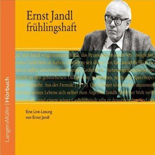 Ernst Jandl frühlingshaft Titelbild