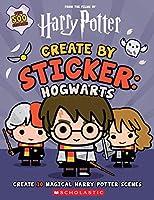 Harry Potter Create by Sticker: Hogwarts