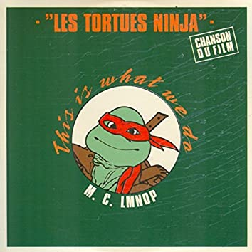 This Is What We Do (Ninja Turtles)