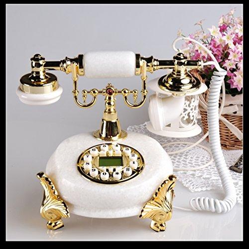 Shopping-De style européen Antique Bowlder Retro Fashion Creative Téléphone 8200