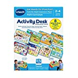 VTech Touch and Learn Activity Desk Deluxe Expansion Pack - Get Ready for Preschool (Packaging May Vary)