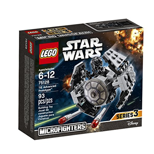 LEGO Star Wars Microfighters Series 3 - TIE Advanced Prototype [75128]