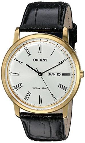 ORIENT Reloj analógico para Hombre de Cuarzo japonés FUG1R006W9