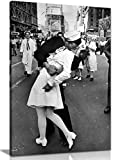 "Kunstdruck ""V-J Day in Times Square"", New York, auf"