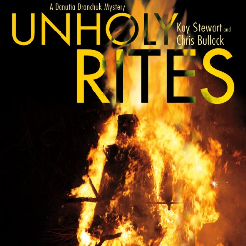 Unholy Rites cover art