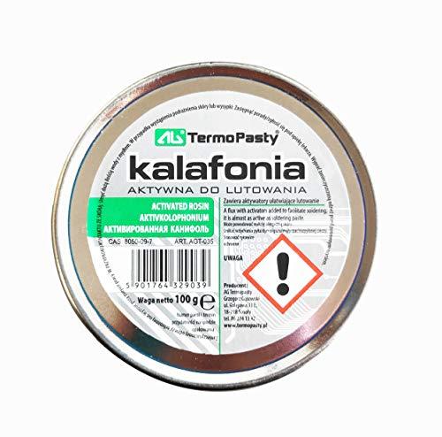 Kalafonia Resina Solida 100gr