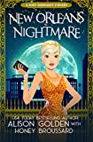 New Orleans Nightmare (A Roxy Reinhardt Cozy Mystery Book 2)