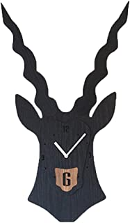 FJH パーソナリティ装飾壁時計キッドルーム幼稚園スクールベッドルームオフィスリビングルーム (色 : C)