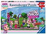 Ravensburger - Cry Babies Puzzle 2 x 24 Piezas, para Niños 4+ Años