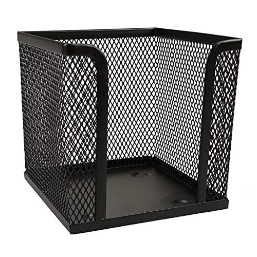 Zettelbox Zettelkasten aus Drahtmetall...