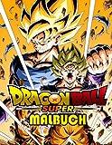 Dragon Ball Super Malbuch: 50 Hochwertige Malvorlagen für Kinder, Jugendliche und Erwachsene | Dragon Ball Super, Dragon Ball GT, Dragon Ball Z, Dragon Ball Malbuch, Otaku Malbuch