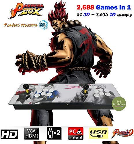 888Warehouse 【2688 Games in 1】 New! Pandora