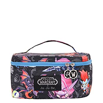 JuJuBe Be Ready Travel Make-Up/Cosmetic Bag World of Warcraft Collection - Cute But Deadly