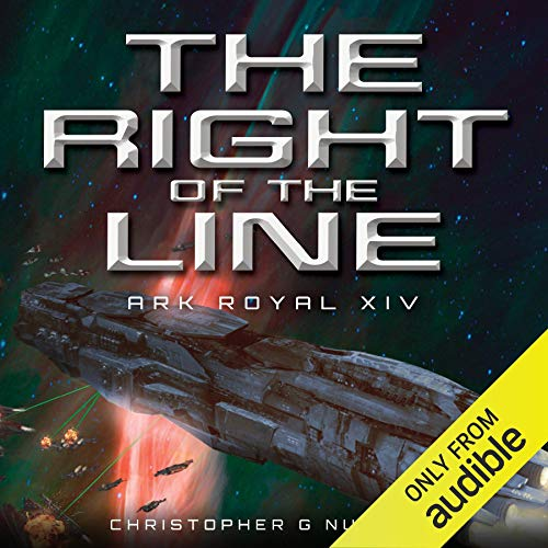 The Right of the Line audiobook cover art