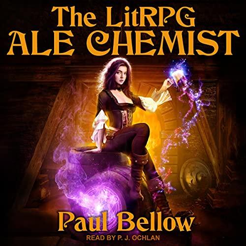 The LitRPG Ale-Chemist cover art