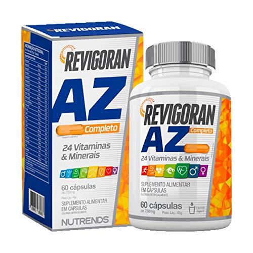 Revigoran A-Z 60 cápsulas, Nutrends