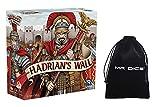 Hadrian's Wall Board Game Bundle with Mr Dice Drawstring Bag