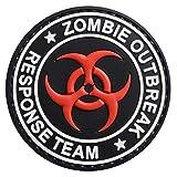5ive Star Gear Zombie focolaio Toppe, Patch, Multicolore, Taglia Unica