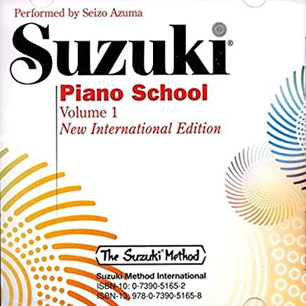 Suzuki Piano School: New International Edition: 1
