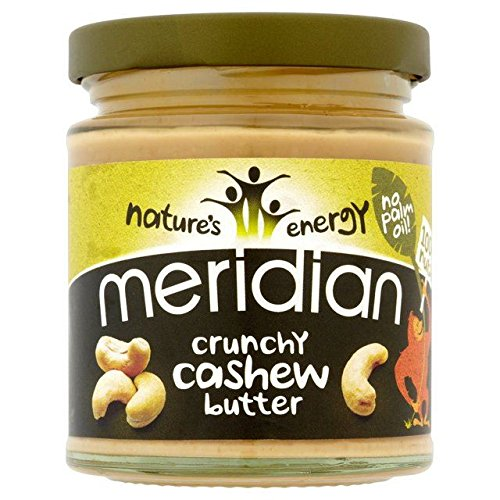 Meridian Crunchy Cashew Max 69% OFF Butter Nuts - 100% 170g Quality inspection