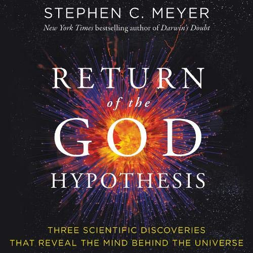 Return of the God Hypothesis cover art
