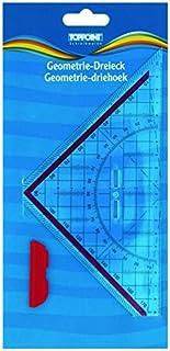 5x Geometrie-Dreieck in SB-Verpackung